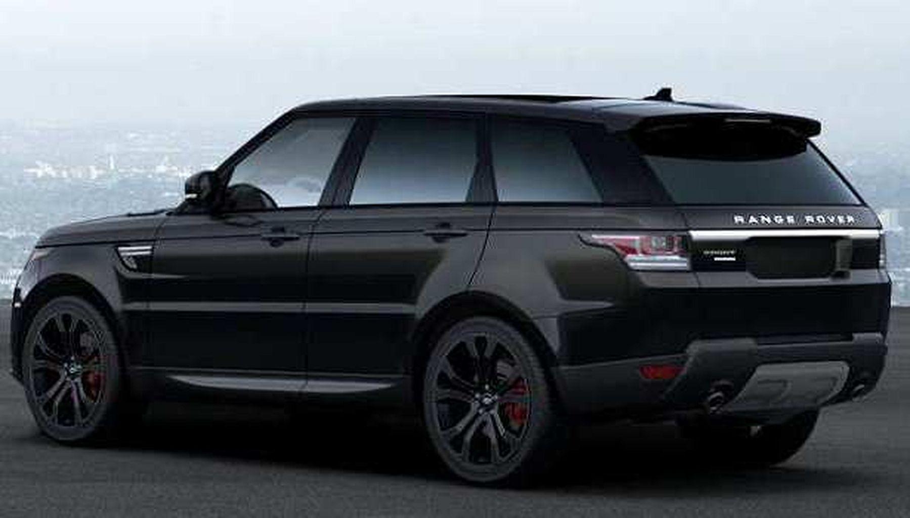 Range Rover Sport Auto