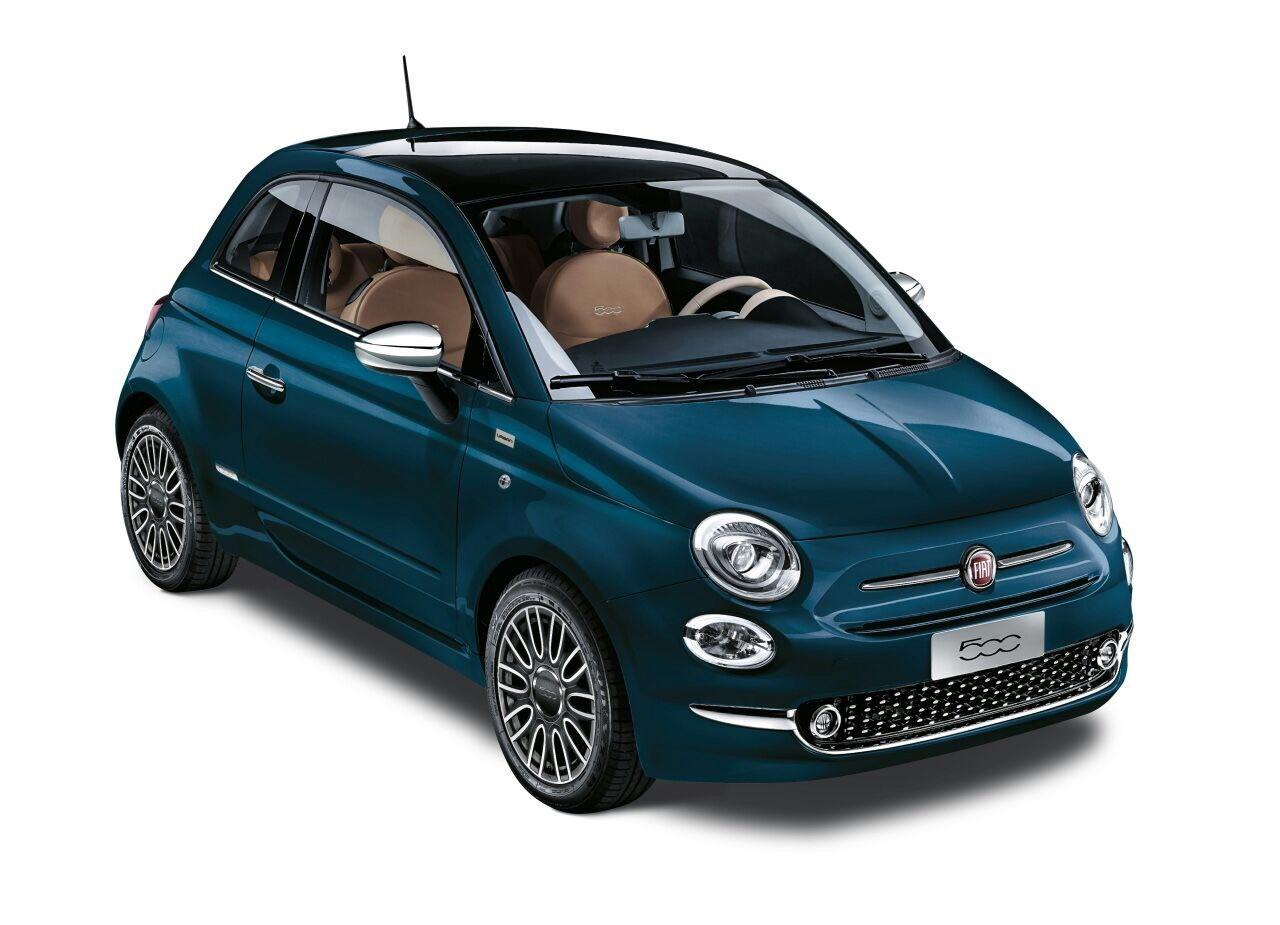 Fiat 500 Bva