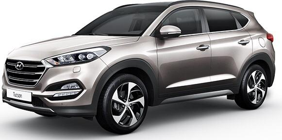 Hyundai Tucson Bva